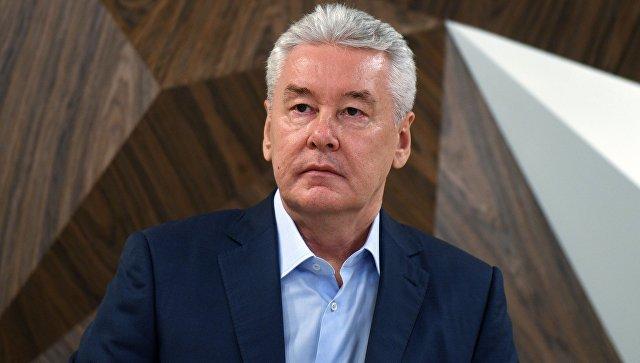 Кандидат в мэры Москвы Сергей Собянин. Архивное фото