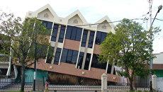 Последствия землетрясения на острове Суматра в Индонезии