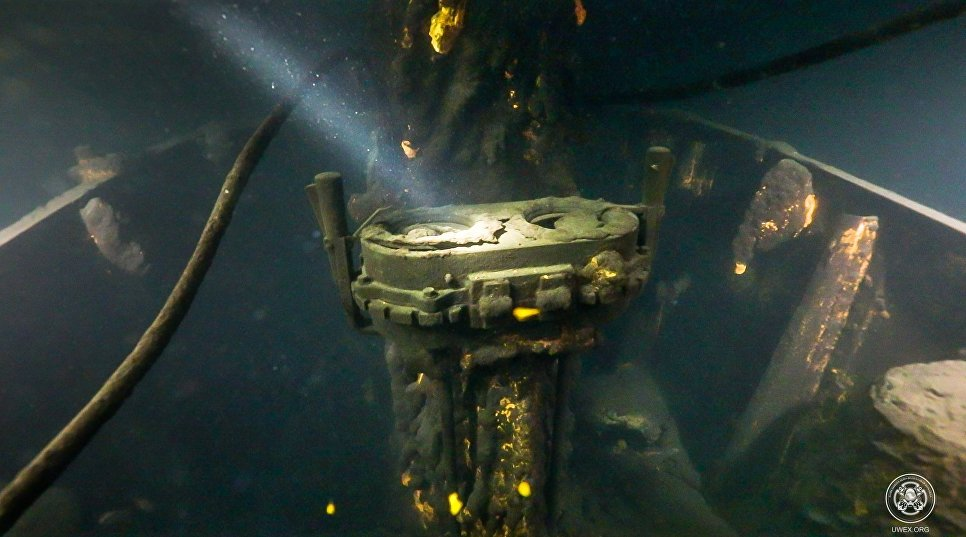 Подводная лодка Щ-317.