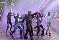 Акция простеста в Сринагаре, Индия
