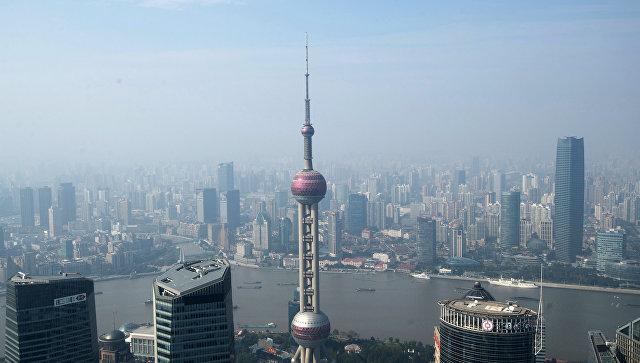 В Китае сообщили о замедлении индекса деловой активности в сфере услуг
