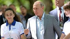 Путину экологический проект Машука напомнил поступок японцев на ЧМ