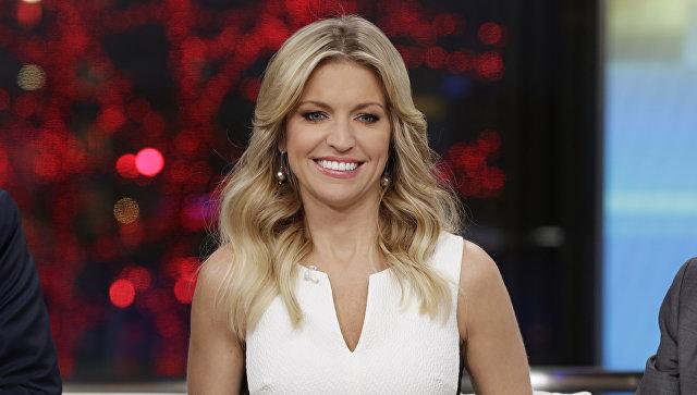 Ведущая Fox News Эйнсли Эрхардт. Архивное фото