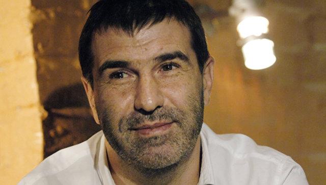 Писатель Евгений Гришковец. Архивное фото