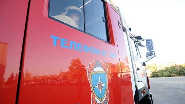 В Самарской области трое детей погибли при пожаре в частном доме