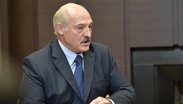 """Лукашенко назвал торговые войны """"уникальным шансом"""" для экономик ЕАЭС"""