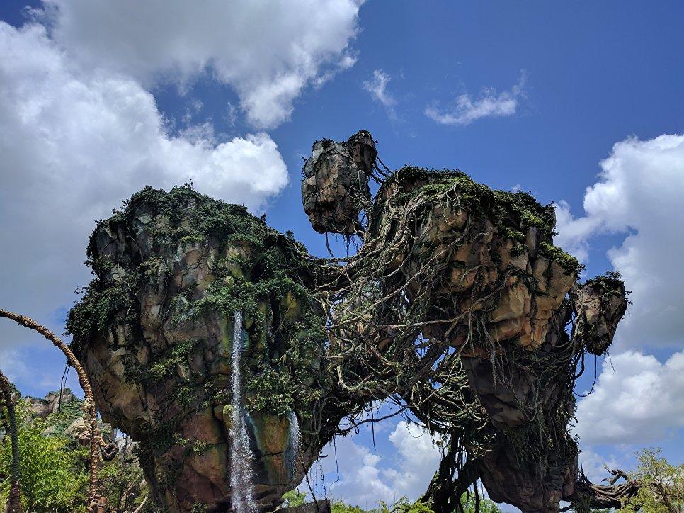 Тематический развлекательный парк Пандора: мир Аватара во Флориде