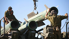Учения войск ПВО. Архивное фото