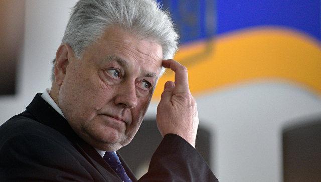 Посол Украины при ООН Владимир Ельченко. Архивное фото