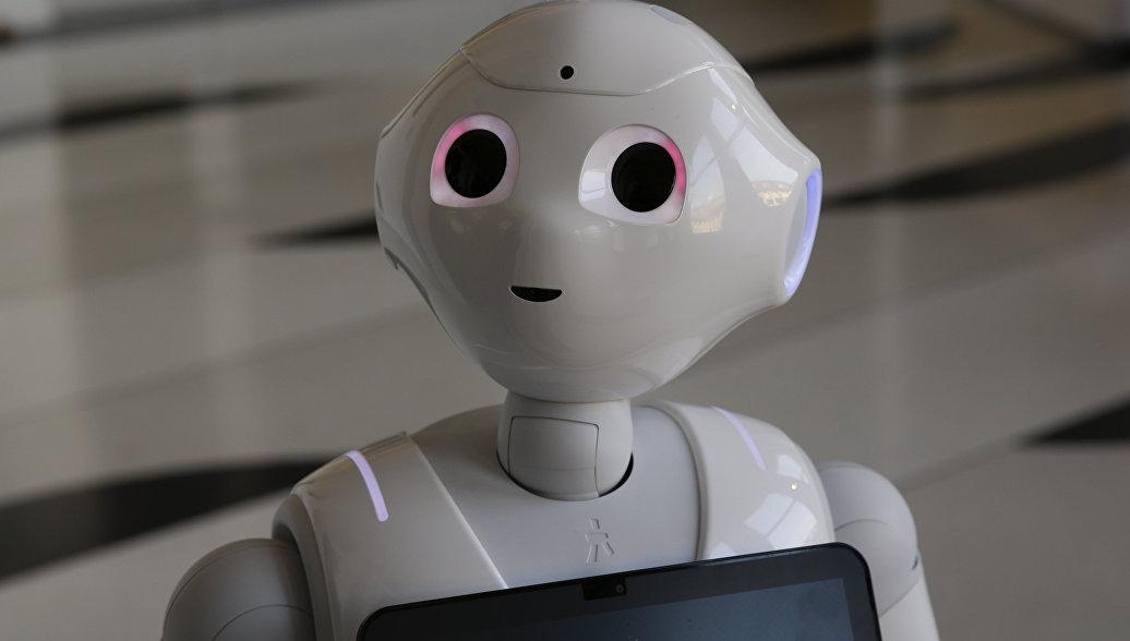 Робот стал сотрудником крупной шведской компании