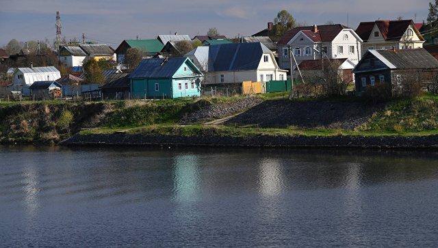 Загородные дома в пригороде города Угли в Ярославской области
