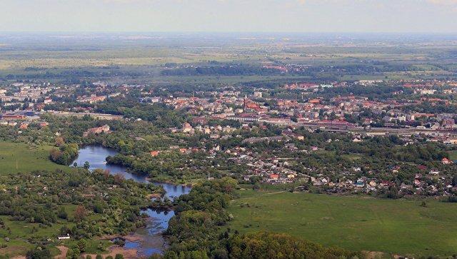 Регионы России. Калининградская область