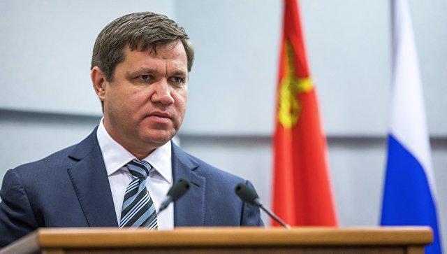 Мэр Владивостока Виталий Веркеенко