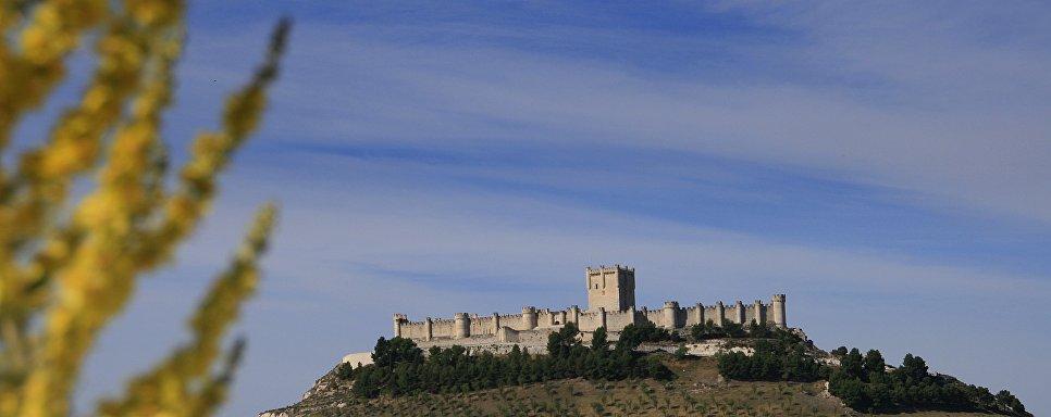 Испанский музей вина Museo Provincial del Vino, Penafiel