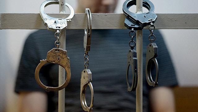 Подозреваемый в зале суда. Архивное фото