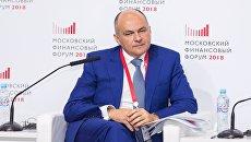 Первый заместитель министра финансов РФ Леонид Горнин. Архивное фото