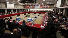 Совещание Бюро по демократическим институтам и правам человека ОБСЕ в Варшаве, Польша