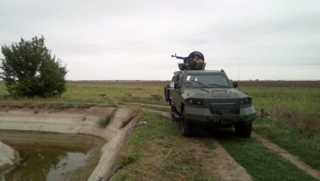 Вооруженные силы Украины в Приазовье