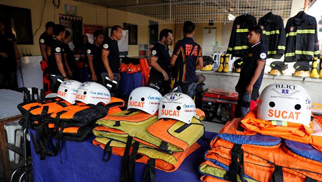Жертвами мощного тайфуна «Мангхут» на Филиппинах стали не менее двух человек