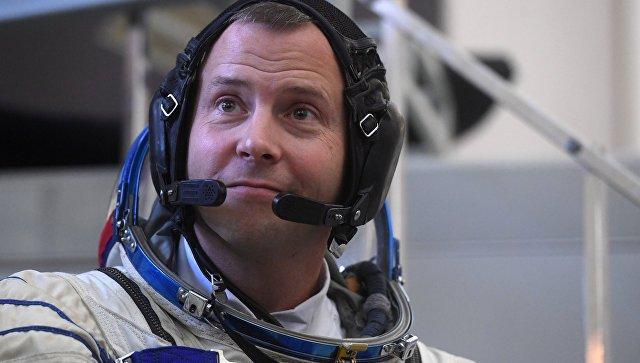 Астронавт Хейг заявил, что был поражен слаженной работой спасателей
