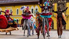 48-й цветочный карнавал в Дебрецен, Венгрия