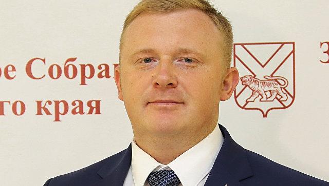 Андрей Ищенко. Архивное фото