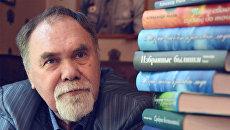 Писатель Александр Раков, архивное фото