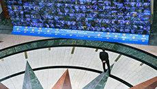 Работа информационного центра ЦИК РФ. 9 сентября 2018