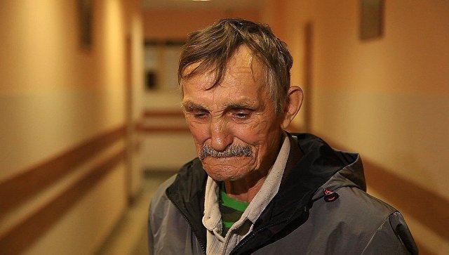 Ветеран труда Игорь Трошев на судебном заседании. Архивное фото