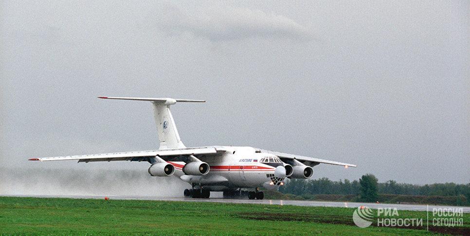 Аэропорт Большое Савино в Перми