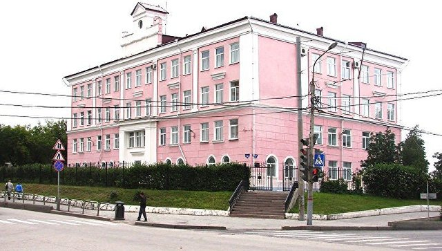 Гимназия № 4 им. братьев Каменских в Перми. Архивное фото
