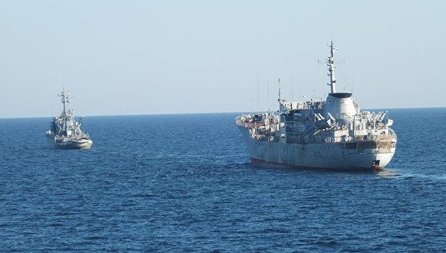 Корабли ВМСУ. Архивное фото