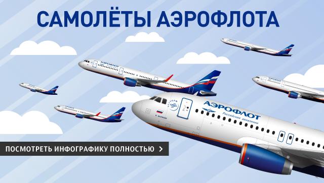 Самый старший — аэробус a (бортовой номер vp-bdk) — 14 лет.
