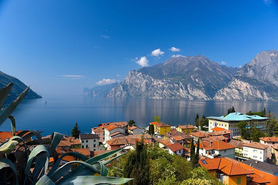 Италия. Озеро Гарда