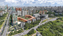Концепция консорциума Bofill Arquitectura Мастер'c план
