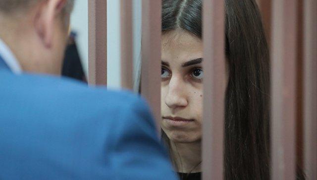 Мосгорсуд признал законным освобождение из СИЗО одной из сестер Хачатурян