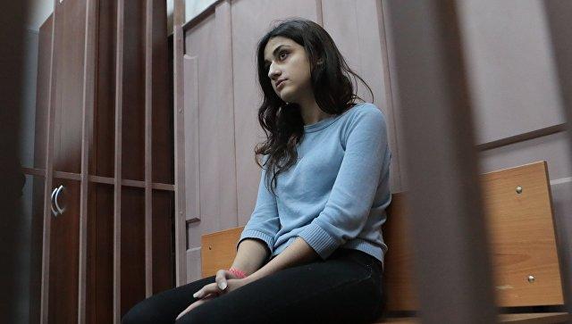 Мосгорсуд признал законным освобождение из СИЗО старшей из сестер Хачатурян