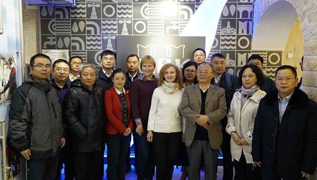 Мосводоканал провел круглый стол между специалистами предприятия и делегацией департамента по водным ресурсам китайской провинции Гуйчжоу