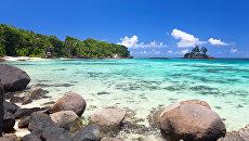 Пляж на Сейшельских островах. Архивное фото