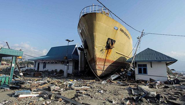 Ученые предупредили о растущей угрозе цунами в Тихом океане