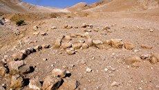 Раскопки в долине реки Иордан в районе Хирбет аль-Мастарах