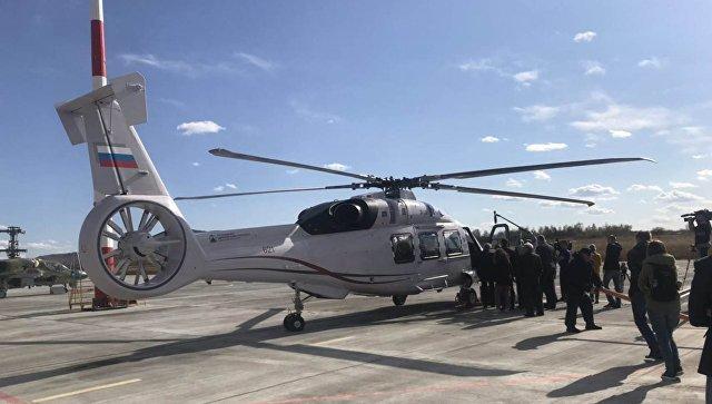 """""""Вертолеты России"""" планируют продать в 2020 году четыре первых Ка-62"""