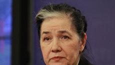 Председатель Комитета ГД по жилищной политике и жилищно-коммунальному хозяйству Галина Хованская