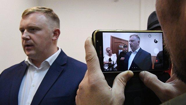 Ищенко обжаловал решение Приморского краевого суда