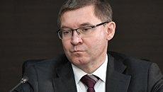 Министр строительства и ЖКХ РФ Владимир Якушев