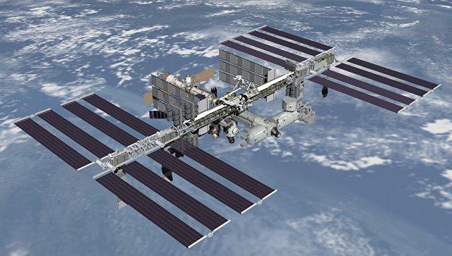 Международная космическая станция, архивное фото