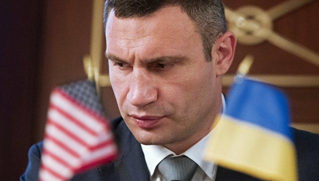 В.Кличко провел встречу с членами Американо-украинского делового совета