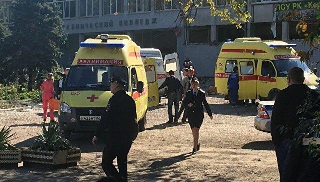 Аксенов заявил о возможных сообщниках стрелка в Керчи