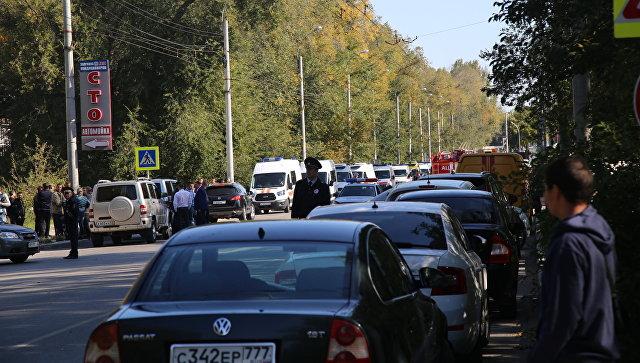 Напавший на колледж подросток учился в керченской школе №13