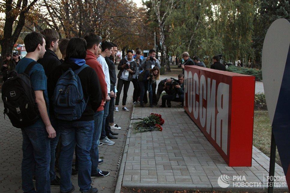 Бастрыкин прибыл в Крым в связи с трагедией в Керчи и дал ряд поручений
